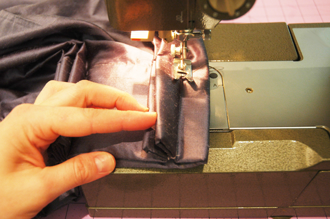 tutorial hooks uses how pinch on drapes and pleated make slip pleat pin to tape