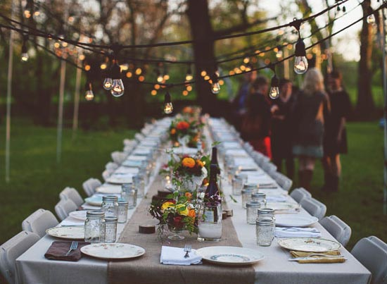 Ideas for Outdoor Entertaining | kirtsy